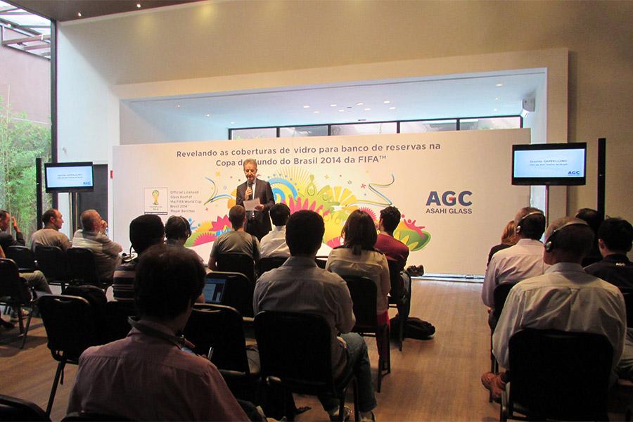 AGC Brasil - Foto 1