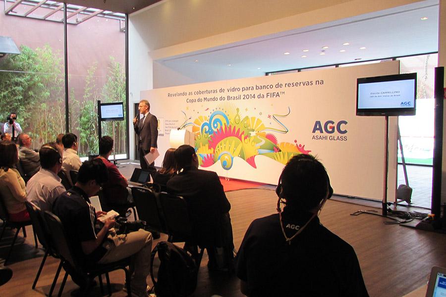 AGC Brasil - Foto 2