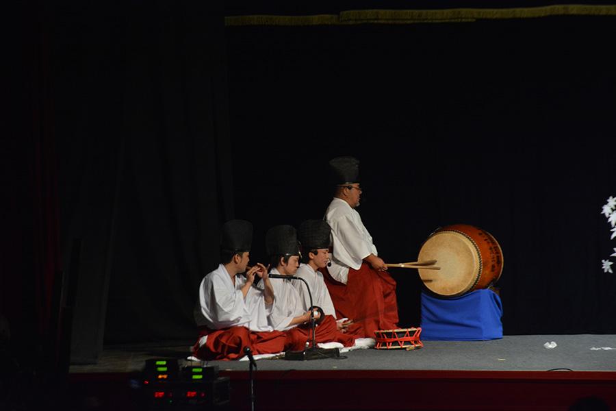 Teatro Kagura - Foto 2
