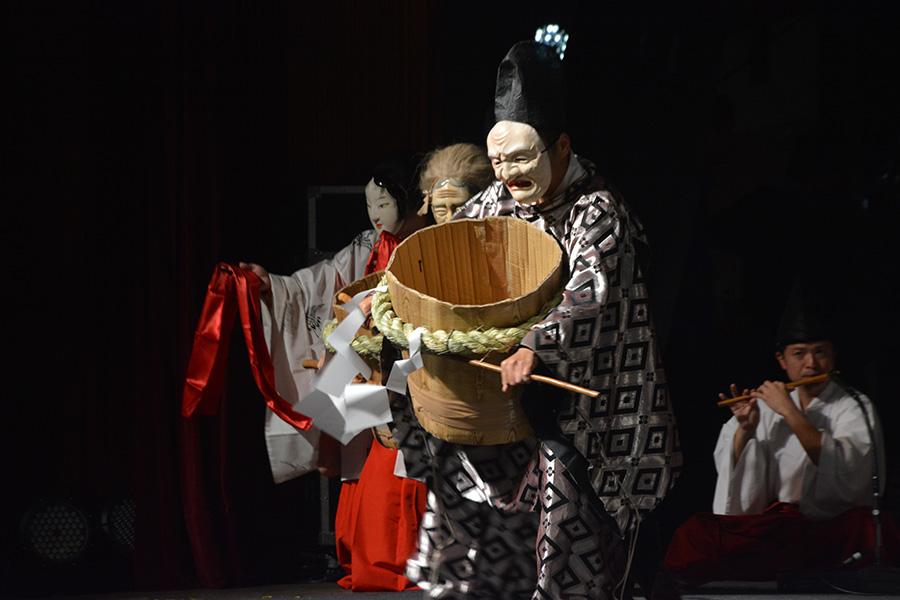 Teatro Kagura - Foto 1